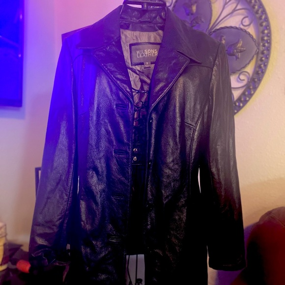 Wilson's Leather Small Jacket